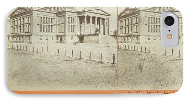 The Konigl. Schauspielhaus Berlin, Germany IPhone Case