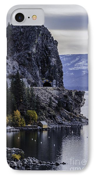 The Lady Of The Lake IPhone Case by Mitch Shindelbower
