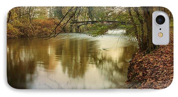The Lambro River IPhone Case by Alfio Finocchiaro