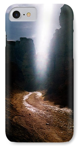 The Land Of Light IPhone 7 Case by Dubi Roman