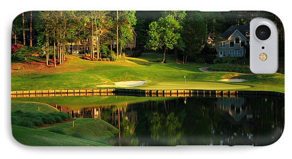 Golf At The Landing #3 In Reynolds Plantation On Lake Oconee Ga IPhone Case