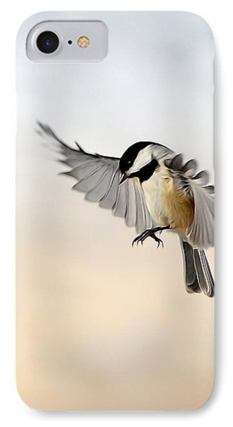 The Landing IPhone Case by Bill Wakeley