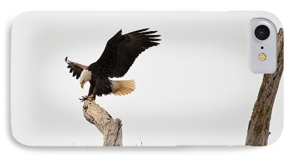 The Landing IPhone Case by Bonfire Photography