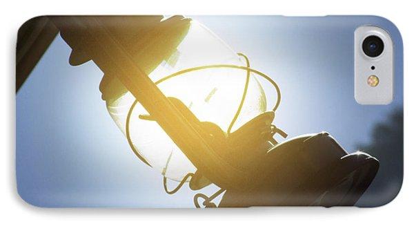 The Lantern Phone Case by Mike McGlothlen