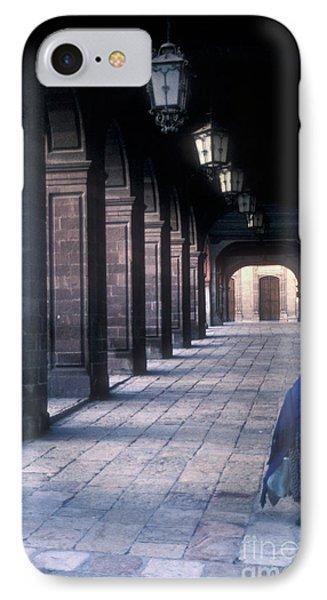 The Last Journey San Miguel De Allende IPhone Case by John  Mitchell