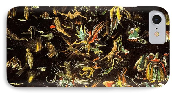 The Last Judgment IPhone Case by Hieronymus Bosch