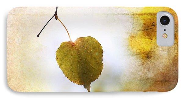 The Last Leaf Phone Case by Nishanth Gopinathan