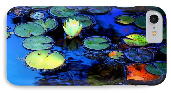 The Last Lily IPhone Case by Marcia Lee Jones