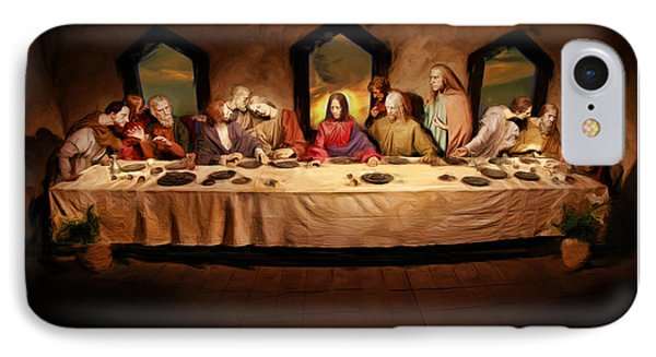 The Last Supper Phone Case by Blake Richards