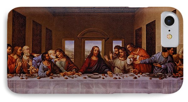 The Last Supper IPhone Case by Jonathan Davison
