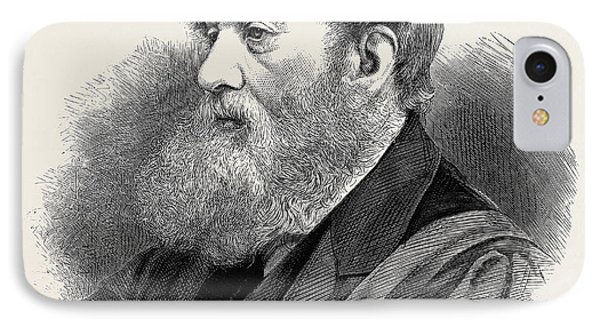 The Late Mr. Henry Warren Honorary President IPhone Case