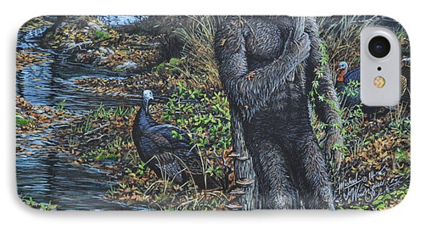The Legend Of Gobble Creek IPhone Case