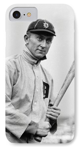 The Legendary Ty Cobb IPhone Case