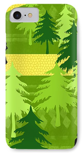 The Letter Y IPhone Case by Valerie Drake Lesiak