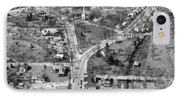 The Lexington Battle Green IPhone Case by Underwood Archives