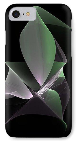 IPhone Case featuring the digital art The Light Inside by Gabiw Art