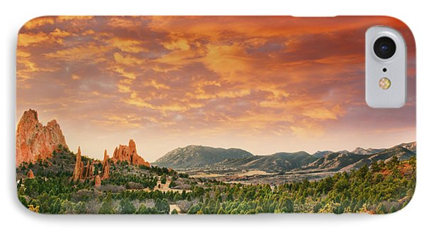 The Light Of Day IPhone Case by Tim Reaves