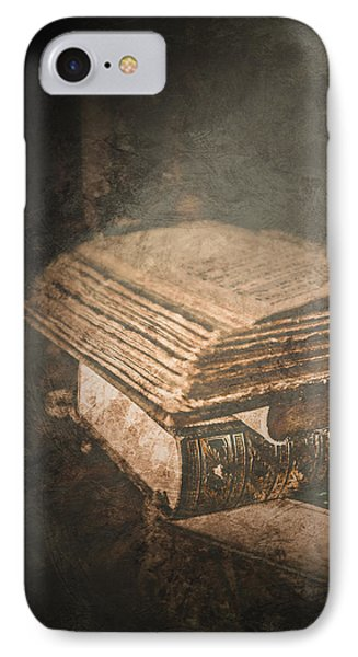 The Light Of Knowledge Phone Case by Loriental Photography