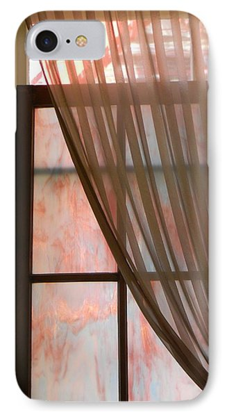 The Light Through The Window IPhone Case by Jean Goodwin Brooks