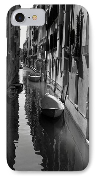 The Light - Venice IPhone Case by Lisa Parrish