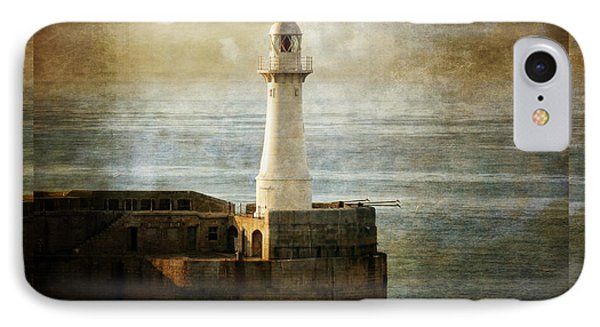 The Lighthouse Phone Case by Lucinda Walter