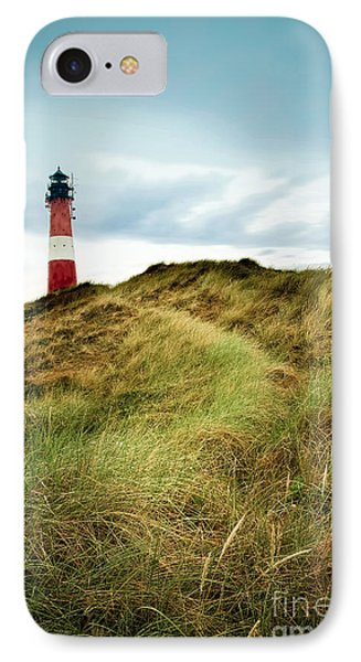 the lighthouse of Hoernum Phone Case by Hannes Cmarits