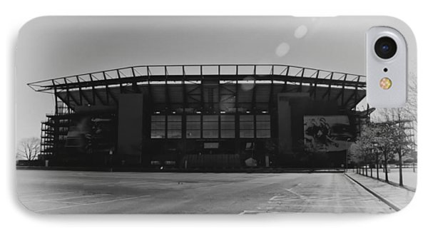 The Linc In Black And White Phone Case by Bill Cannon