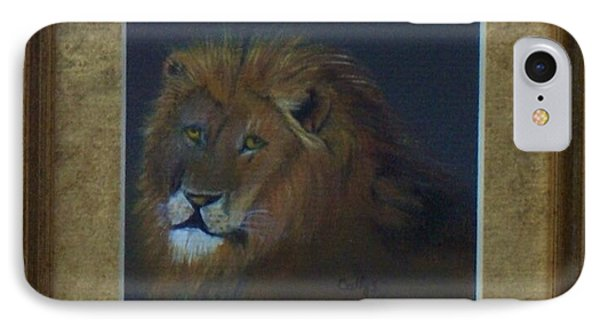 The Lion King IPhone Case by Catherine Swerediuk