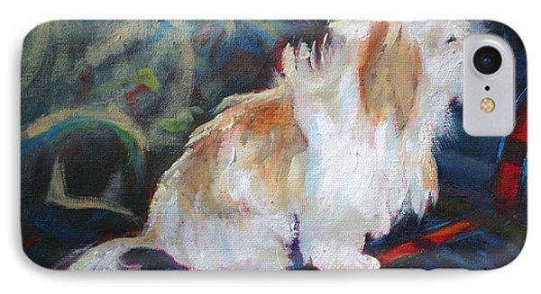 The Little Dog Prince Phone Case by Carol Jo Smidt