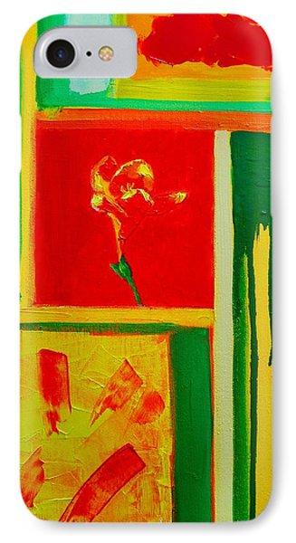 The Little Flower Phone Case by Ana Maria Edulescu