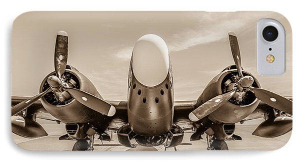 The Lockheed Pv-2d Harpoon IPhone Case by Sarit Sotangkur