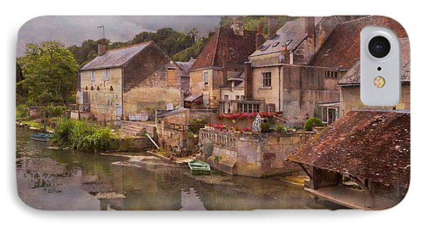 The Loir River Phone Case by Debra and Dave Vanderlaan