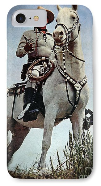 The Lone Ranger IPhone Case by Bob Hislop