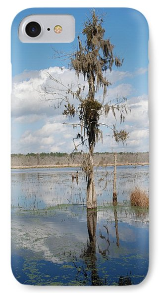 The Lone Tree IPhone Case by Kathy Gibbons