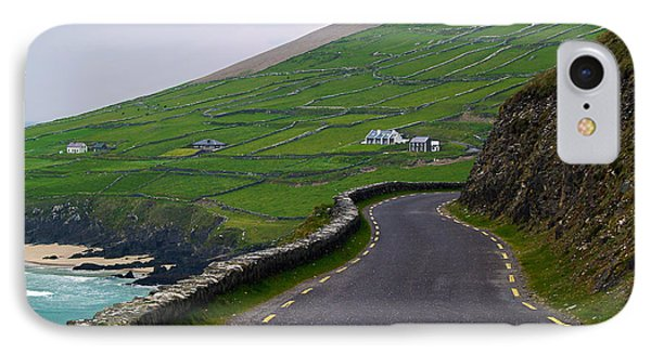 The Long And Winding Road IPhone Case by Patricia Griffin Brett