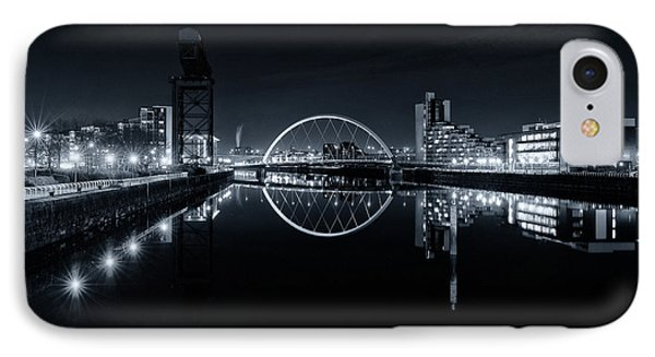 IPhone Case featuring the photograph The Long View Down The Clyde by Stephen Taylor