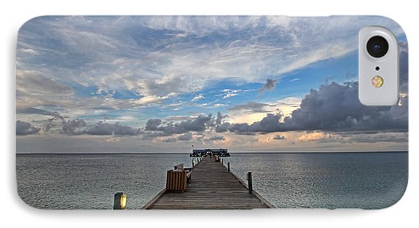 The Long Walk IPhone Case by HH Photography of Florida