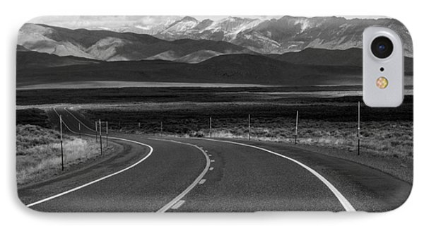The Long Way Home IPhone Case by Janice Westerberg