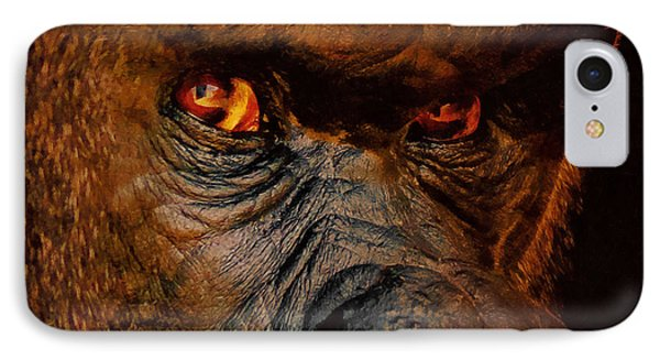 The Look 2 IPhone Case by Ernie Echols