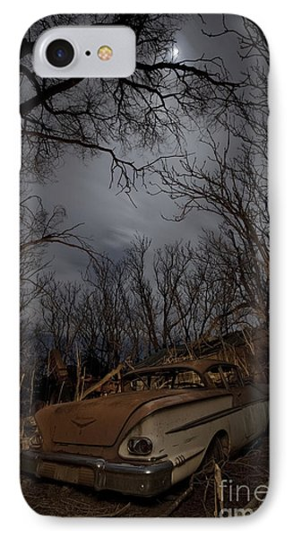 The Lost American Dream IPhone Case by Keith Kapple