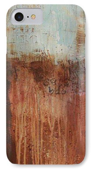 The Lost Panel #1 Phone Case by Lauren Petit