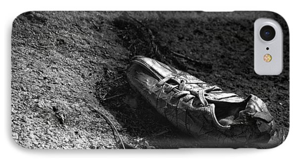 The Lost Shoe Phone Case by Jason Politte
