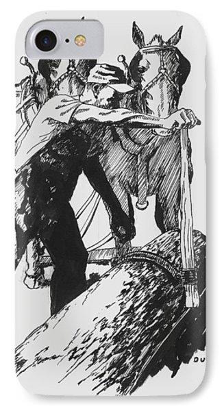 The Lumberjack IPhone Case