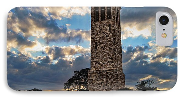 The Luray Singing Tower Phone Case by Lara Ellis