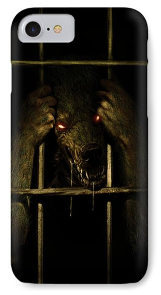 The Lycan IPhone Case by Jeremy Martinson