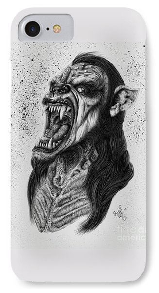 The Lycanthrope IPhone Case by Wave