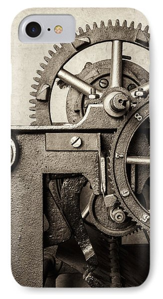 The Machine Phone Case by Martin Bergsma