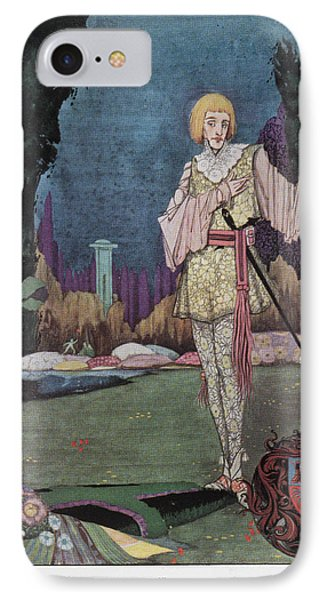 The Mad Prince IPhone Case