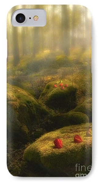 The Magic Forest IPhone Case by Veikko Suikkanen