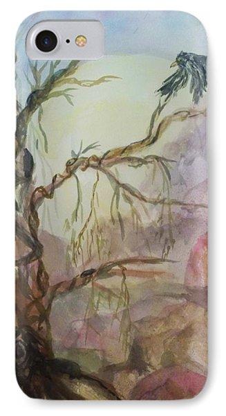 The Magic Tree IPhone Case by Ellen Levinson